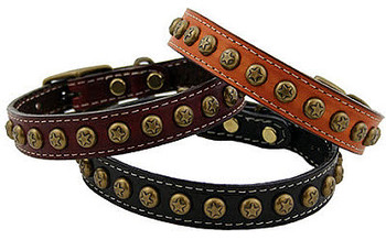 Heirloom Star Dog Collars