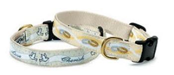Love & Cherish Dog Wedding Collars