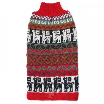 Alpaca Dog Sweater - Crazy Llama