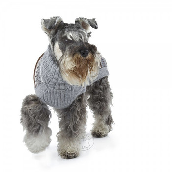 Alpaca Dog Sweater - Mystic Snowflake