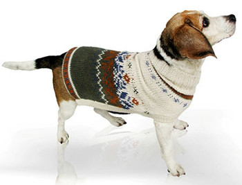 Alpaca Dog Sweater - Warm Whisper