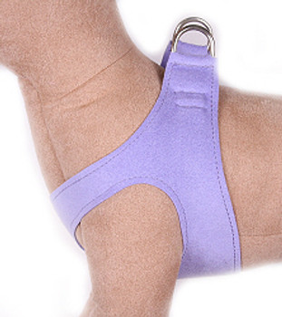 French Lavender Dog Harness by Susan Lanci Designs