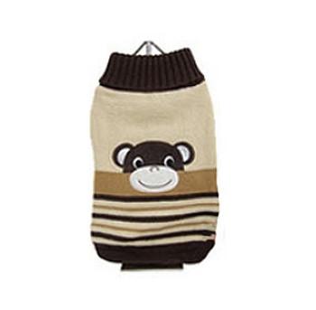 Animal Dog Sweater - Monkey