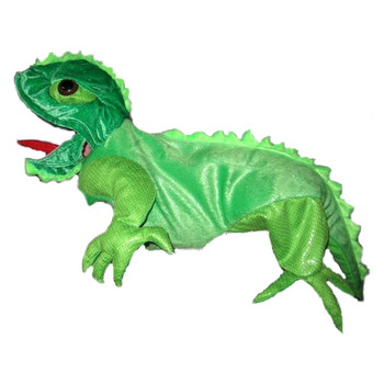 Pet Dog Costume - Iguana