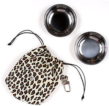 Susan Lanci Travel Pouch & Bowl