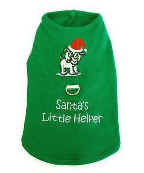 Santa's Little Helper Harness-Tee - XXS