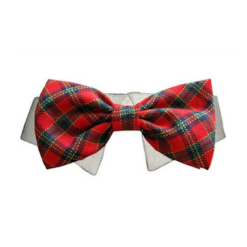 Dog Bow Tie - Christmas