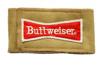 Tan/Red Belly Band - Buttweiser