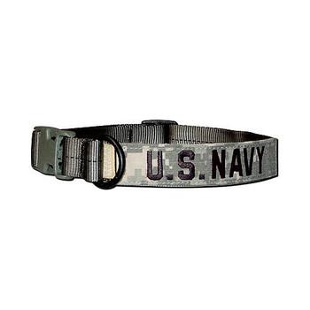 US Navy Tactical Dog Collar