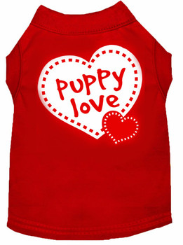 Puppy Love Dog Tank