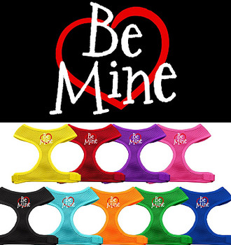 Be Mine Soft Dog Harness