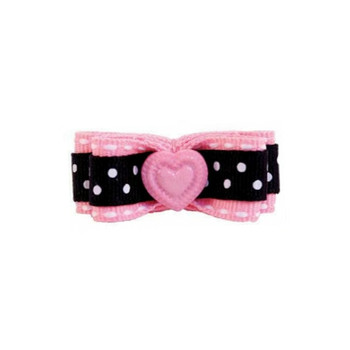 Be Mine Dog Barrette by Ruff Ruff Couture
