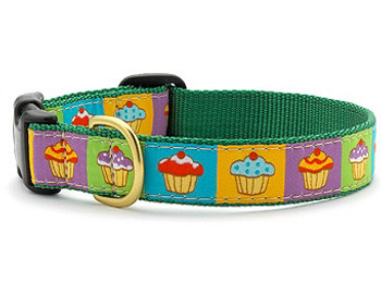 Cupcakes Dog Collars & Harnesses