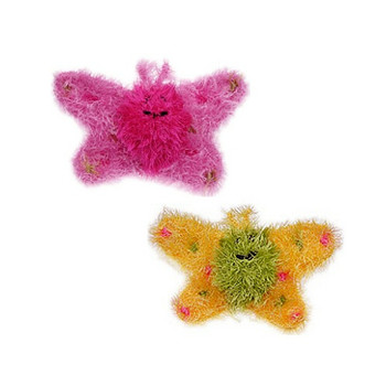 Dog Toy - Butterfly