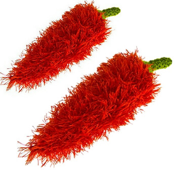 Dog Toy - Chili Pepper