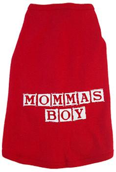 Mommas Boy Tank