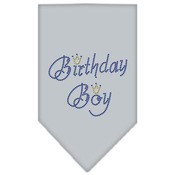 Dog Bandana - Birthday Boy Rhinestone