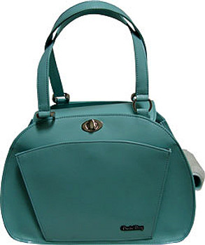 Bowling Ball, Tiffany Blue Bag by Puchi Bag