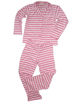 Pink Passion Human Pajama Set , Matching Dog Pj