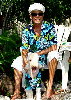 Cabana Dog Shirt - Blue Crush