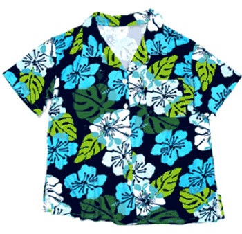 Cabana Womens Shirt - Blue Crush, Matching Dog Available