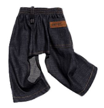Original Tru-Blu Dog Jeans Pants