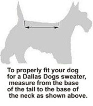 Dog Sweater - Patriotic Pup