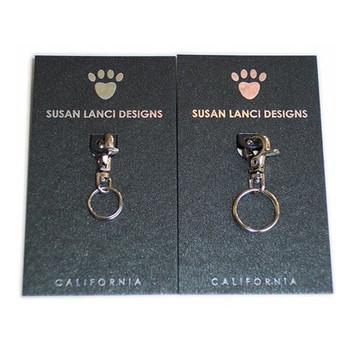 Dog or Kitty Cat Collar Coach Clips