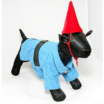 Garden Gnome Dog Costume