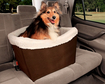Jumbo Standard On-Seat Pet Booster for Dogs