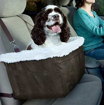 One or Two Dogs Standard Oversize Dog Booster Seat