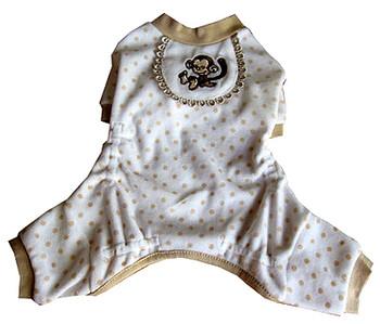 Monkey Dog Pajamas