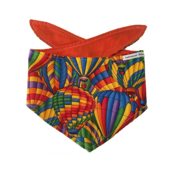 Bandana - Up Up & Away Hot Air Balloons