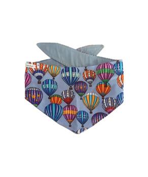 Bandana - Cloudless Sky Hot Air Balloons