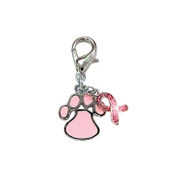 Pawsitive D-Ring Charm