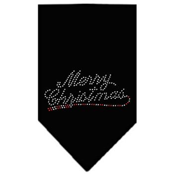 Christmas Holiday Dog Bandana - Merry Christmas