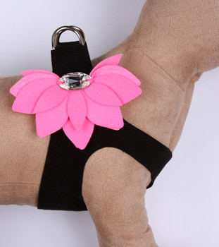 Design Your Own - 2 Tone Water Lily Step in Dog Harness