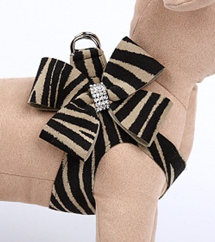 Serengeti Nouveau Bow Step In Harness