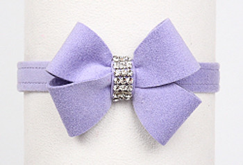 Nouveau Bow Dog Collar by Susan Lanci - Custom