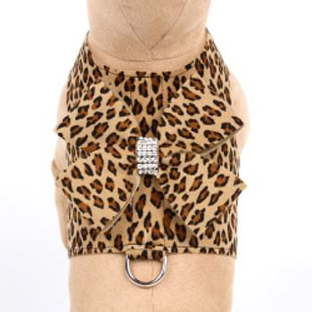 Cheetah Nouveau Bow Bailey II Dog Harnesses - Choose Colors