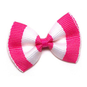 Dog Bows - Beach Blanket Pink