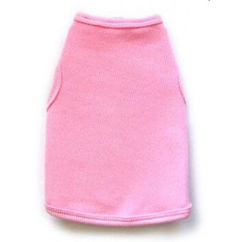 ZBlank Pink Dog Tank Top by I See Spot