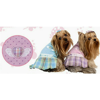 Dainty Dog Dress by Pinkaholics