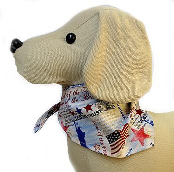 Dog Bandana - Home Of the Brave