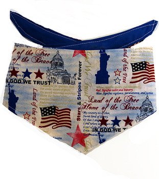 Dog Bandana - Home Of the Brave