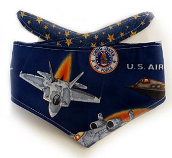 Dog Bandana - US Air Force Military