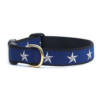 North Star Dog Collars & optional leash