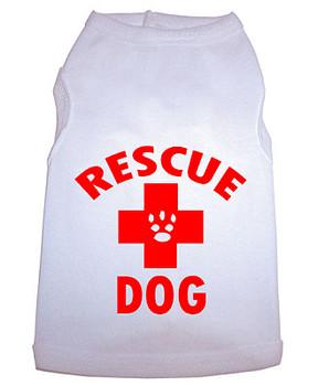 Rescue Dog Dog Tank
