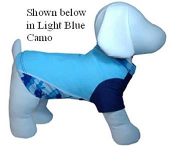 Pink Pro Sun Protective Lightweight Dog Shirts