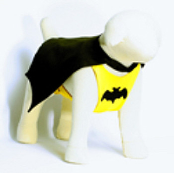 Bat Dog Cape & Shirt Costume